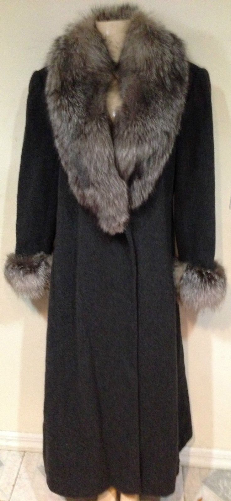 370 best Coats & Jackets images on Pinterest | Fur collars ...