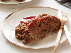 Nothing says classic comfort like Ina Garten's Meatloaf recipe from Barefoot Contessa on Food Network.