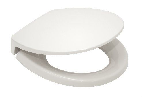 TOTO SS113#01 Transitional SoftClose Round Toilet Seat, C