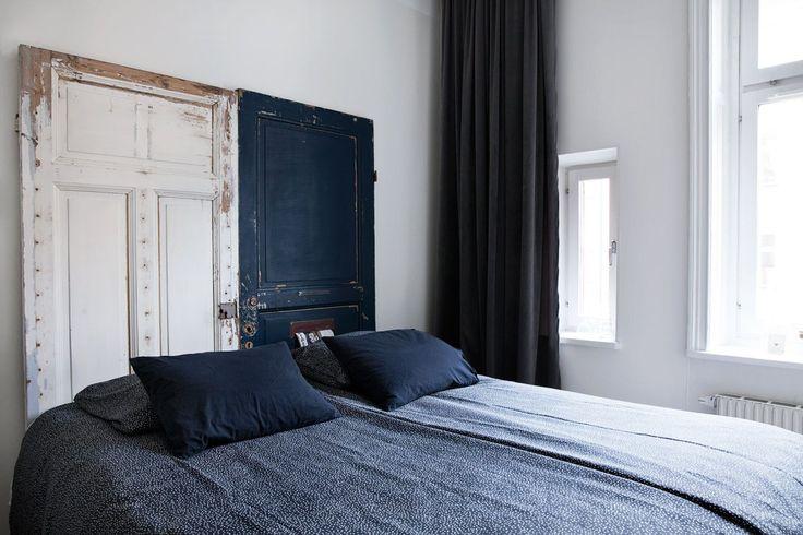 Kungsholmen säng gavel dörrgavel