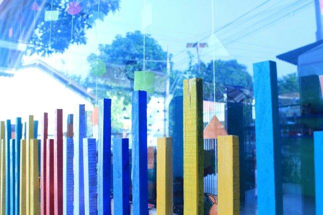 Taman kanak kanak.