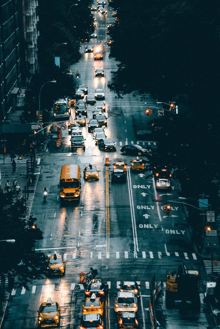 Wake up New York City by @kostennn