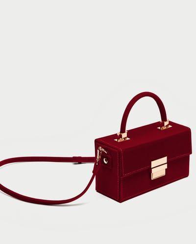 6f8a6d2355 RIGID CORDUROY MINAUDIÈRE-Handbags-BAGS-WOMAN