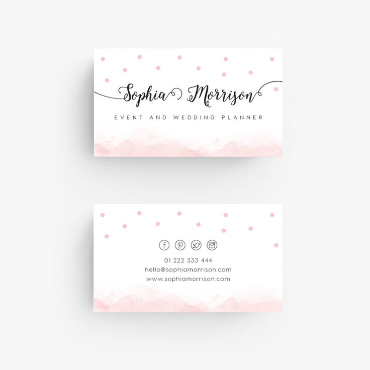 PERSONALIZATION This business card design will be personalized with your name and contact details. Please include the following information in the notes to seller during checkout: • Your Name • Your Contact Details • Optional Color Change * If you have an existing logo design I can add