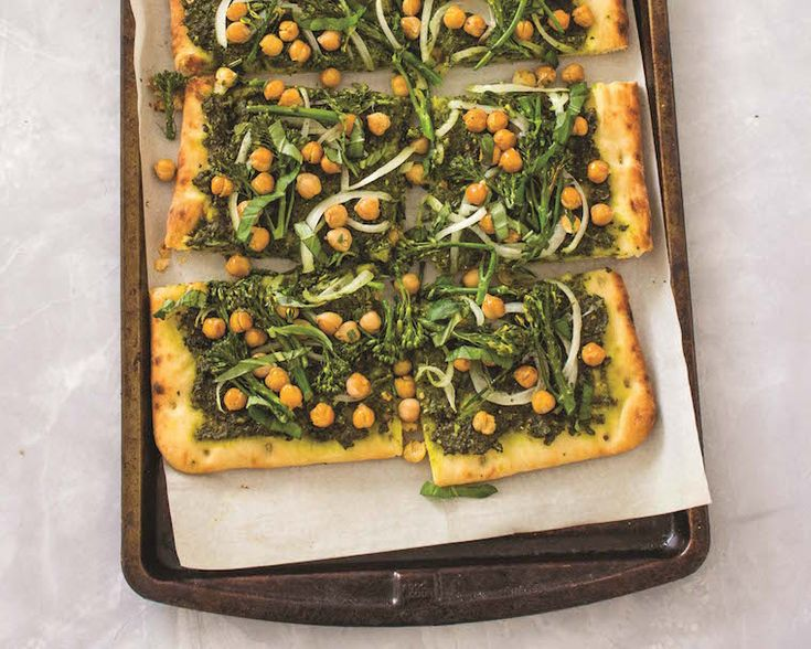 kale flatbread recipe
