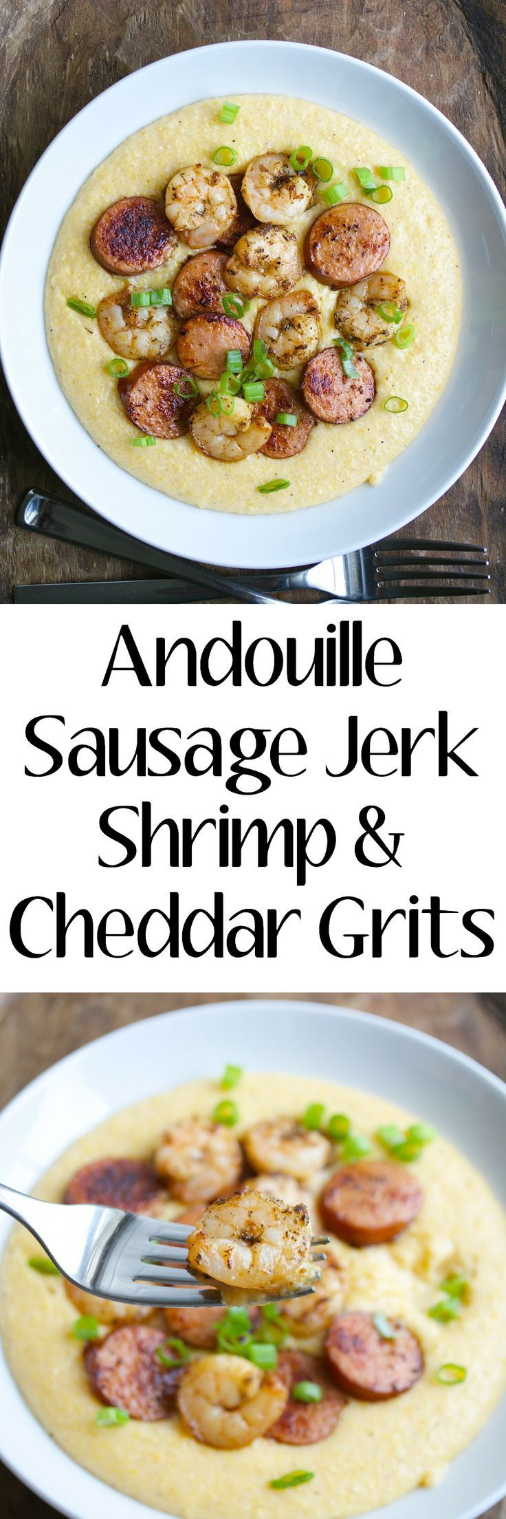 ... Grits $ on Pinterest | Bacon, Southern style and Easy shrimp and grits