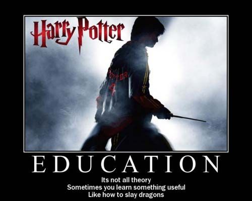 Motivational Teaching Posters | Harry Potter Motivational Posters ...