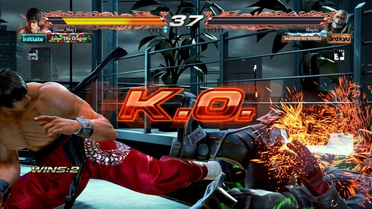Online Battle #04 Kazumi vs Law : TEKKEN 7 gameplay ไทย