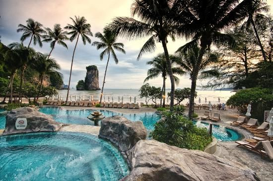 Centara Grand Beach Resort & Villas Krabi Town, Thailand