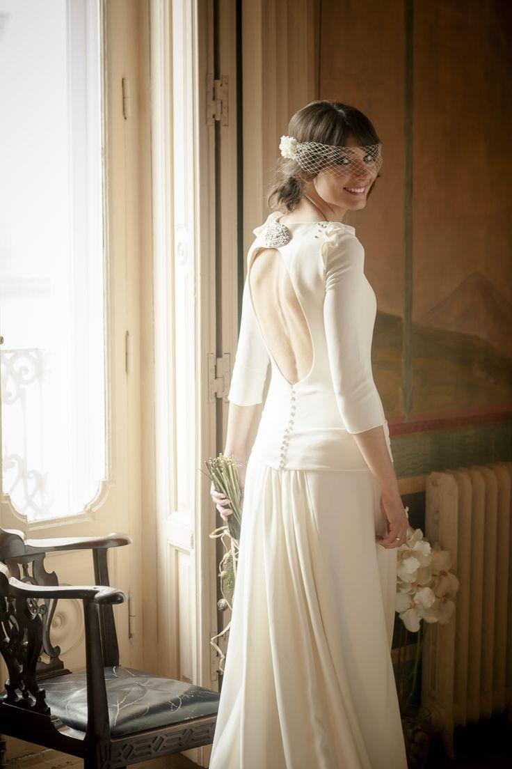 Novia Beba's Couture. Foto de Ramón Torrent.