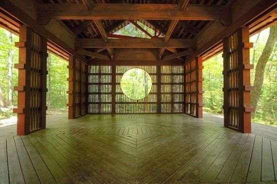 Japanese Tea House- Much smaller but same style