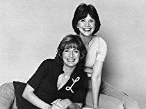 """Laverne and Shirley"" Penny Marshall, Cindy Williams circa 1977 ABC"