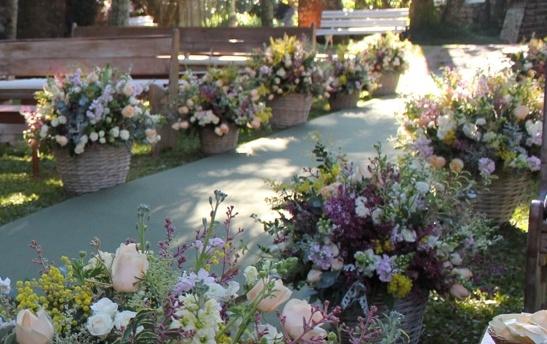 basket of flowers <3