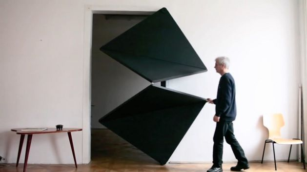Wow! Klaus Torggler designer - smart doors. Good looking.
