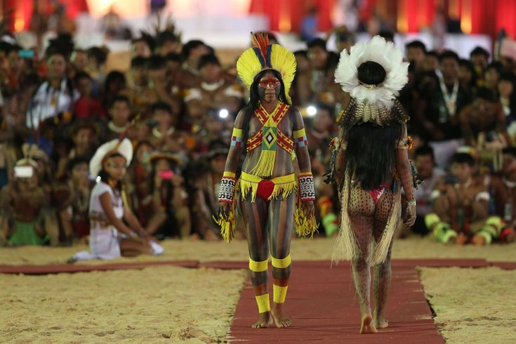 The World Indigenous Games 22