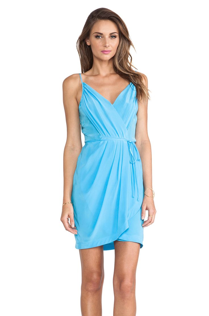 Yumi Kim Jayne Dress in Maui Blue from REVOLVEclothing