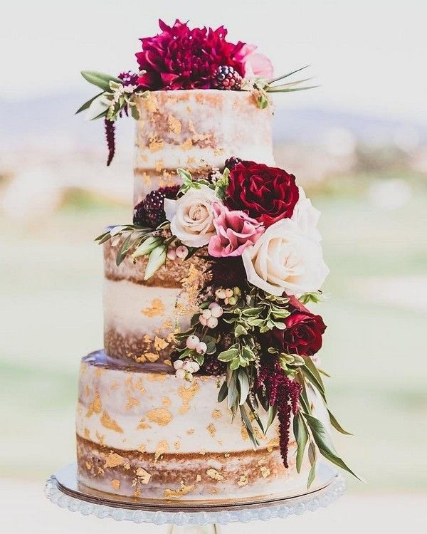 20 Burgund und Grün Hochzeit Farbideen   – Wedding dreams ♥ – #Burgund #dream…
