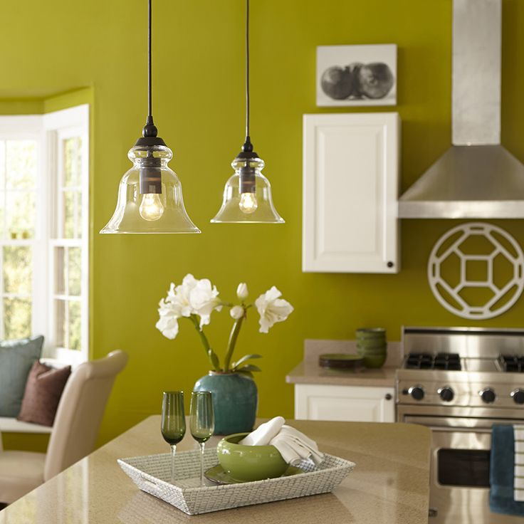 Kitchen Pendant Lighting Over Sink: Shop Allen + Roth 8-in W Bronze Standard Mini Pendant