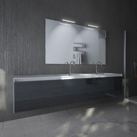 Cele mai bune 25+ de idei despre Spiegelleuchte Bad pe Pinterest - lampen für badezimmerspiegel