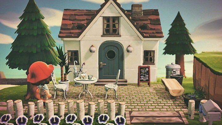 Manuu On House Styles Animal Crossing Mansions