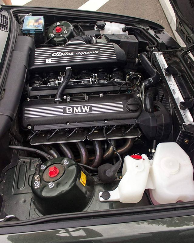 #bmw #m20 #itbs #dbilas #dbilasdynamic #engine