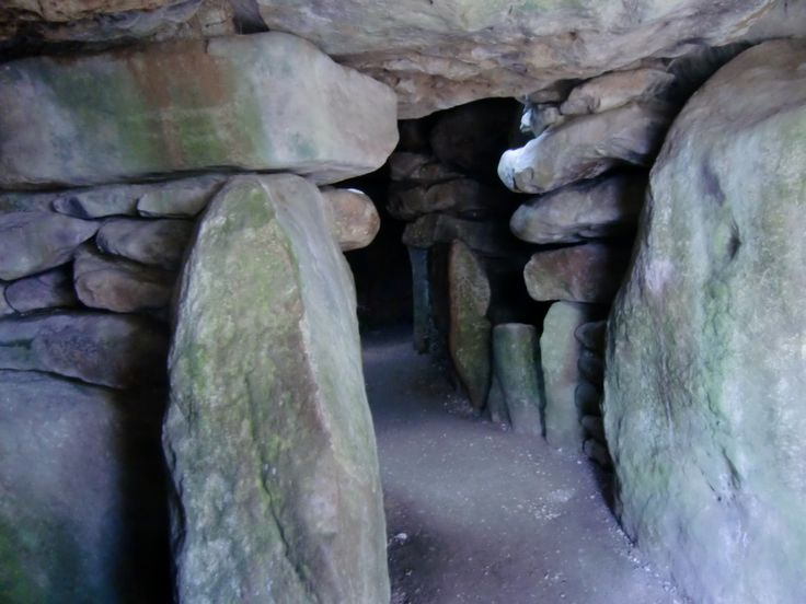 Walk through prehistoric underground tombs. Wiltshire is dotted with ancient memorial. This is inside the West Kennet Long Barrow near Avebury. www.avalonlodge.co.uk