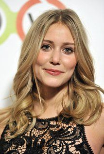 Julianna Guill  Born: July 7, 1987 in Winston-Salem, North Carolina, USA