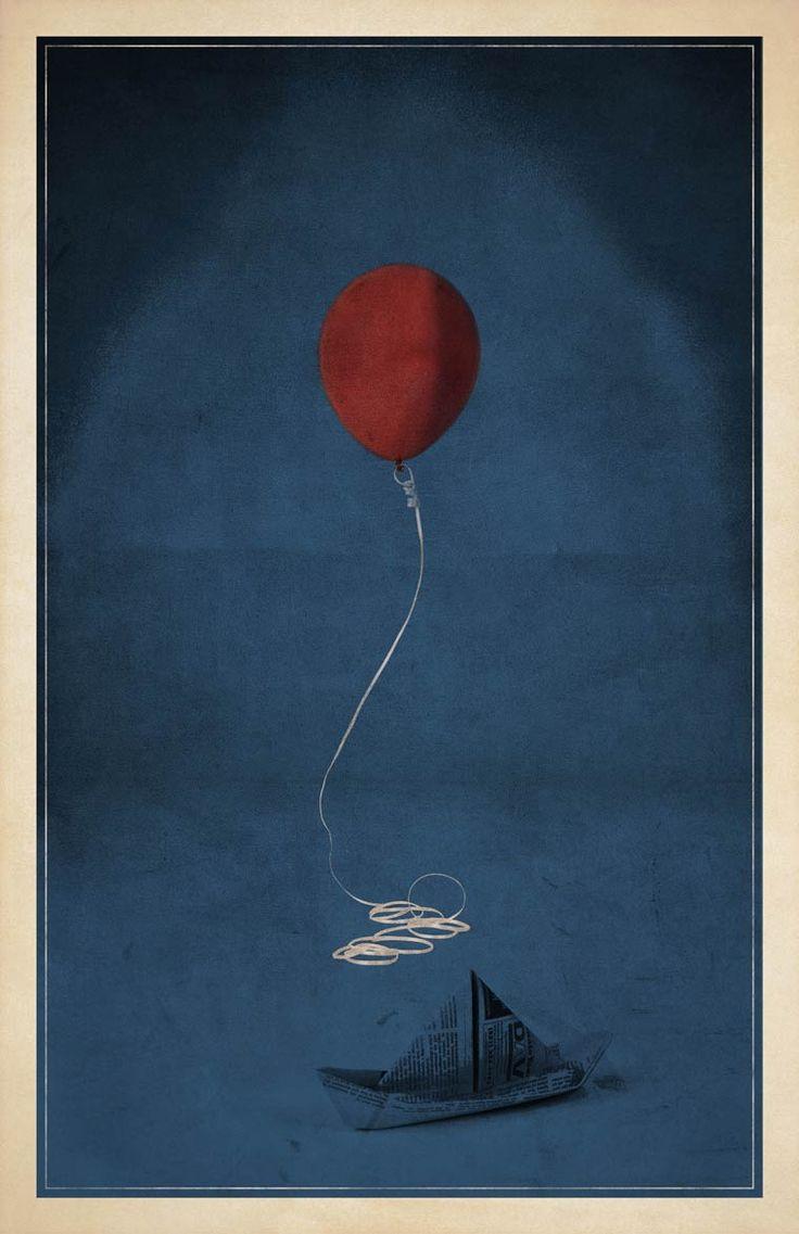 10 affiches minimalistes de films d'horreur, arriverez-vous à les reconnaitre ? (image)