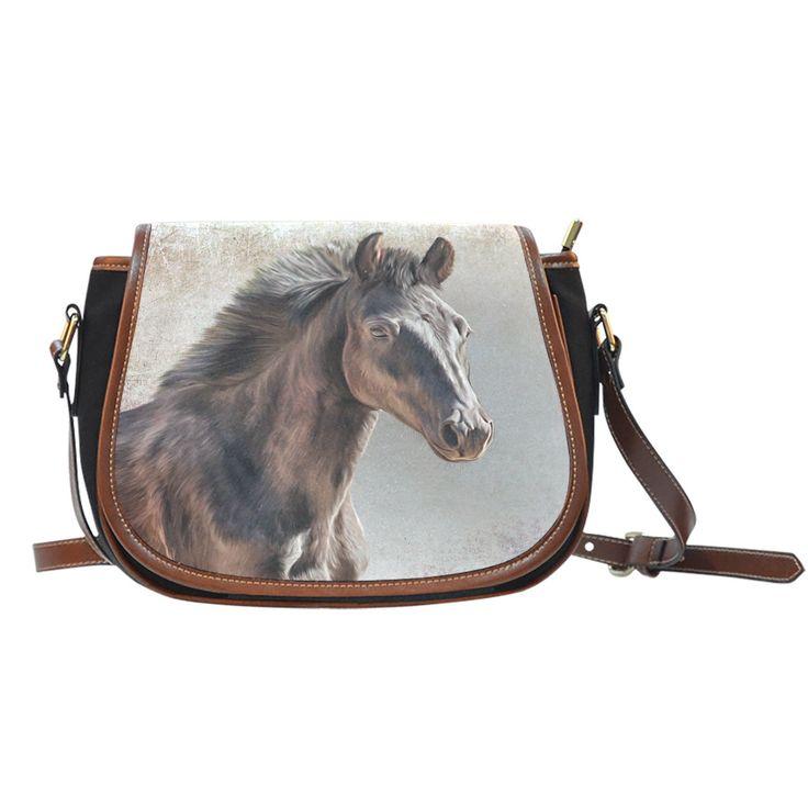 Horse Saddle Bag