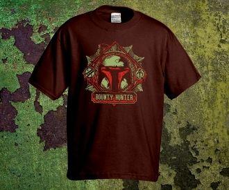 """""""Boba Fett - Bounty Hunter"""" póló rendelhető a Pólóműhelytől: http://polomuhely.hu/termekek/ferfi-polok/boba-fett-polo-rendeles"""