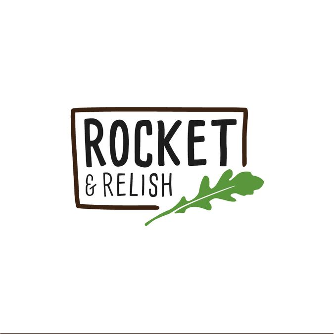 Create a logo for a catering company called rocket