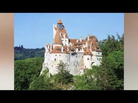 10 Locuri bântuite din România - YouTube