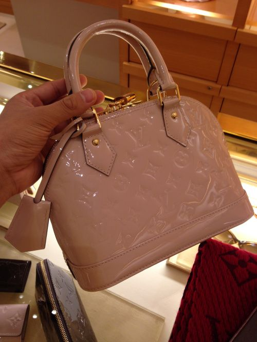 Louis Vuitton Alma Bb Bag M90064 Purses In 2019 Pinterest Handbags And Bags