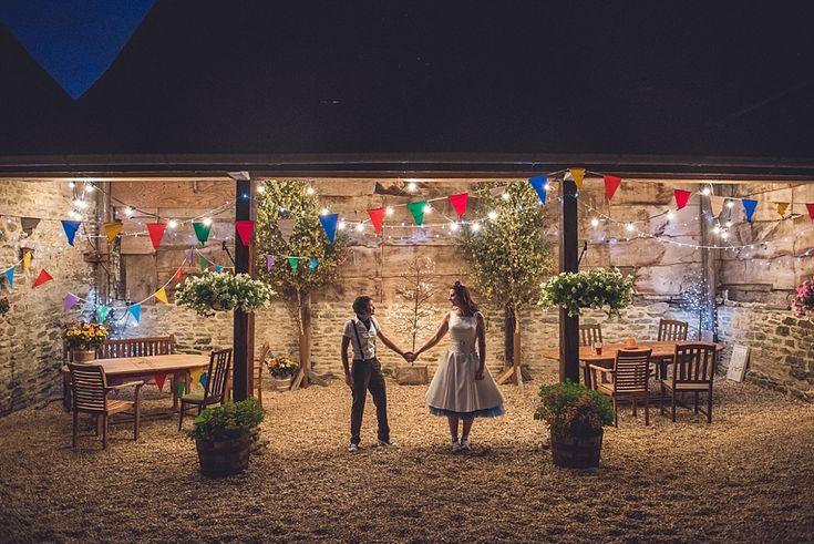 Fifties Barn Wedding Dorset | Lisa Dawn Wedding Photography