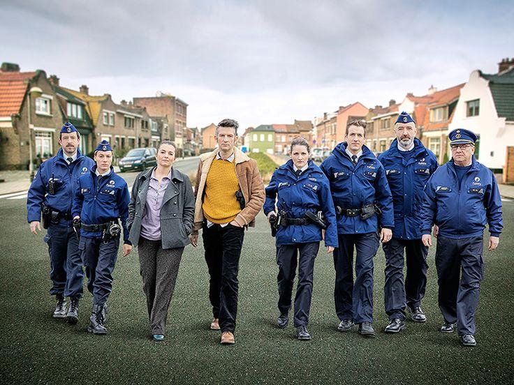 De buurtpolitie . Een spannende serie over politie agenten die problemen oplossen.