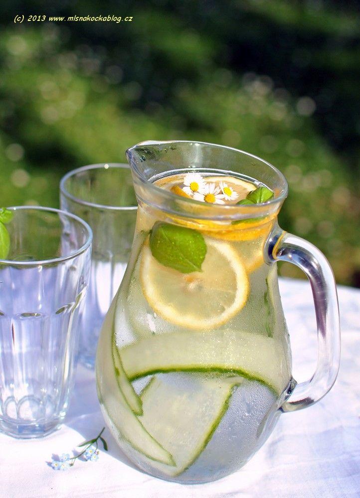 Limonáda pro horké dny