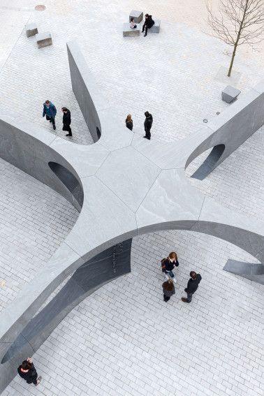 MIT Sean Collier Memorial | Architect Magazine | Höweler + Yoon Architecture…