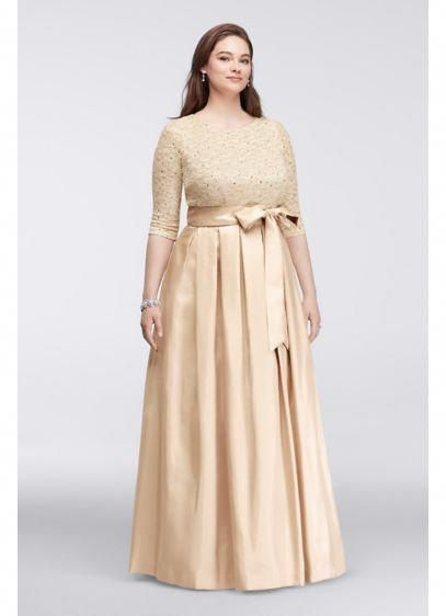 302c2ea3965 Long Ballgown 3/4 Sleeves Formal Dresses Dress - Jessica Howard  #DressesForAllOccasions