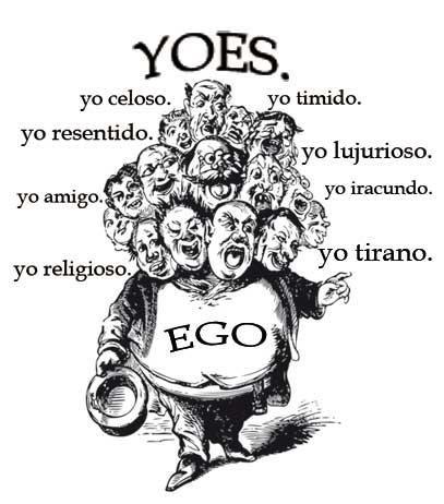 ... LAS EMOCIONES Y EL EGO.
