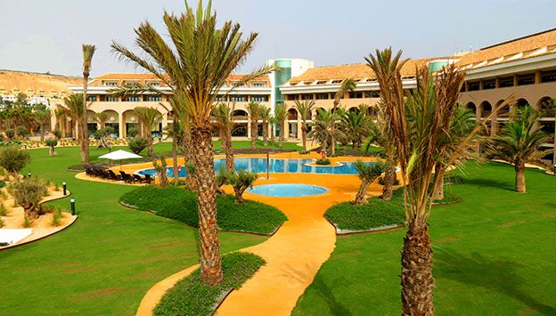 Hotel Golf Almerimar Costa de Almeria. Se mere på www.bravotours.dk @Bravo Tours #BravoTours #Travel