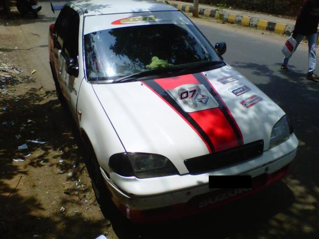 A Year Old Maruti Suzuki Zen Modified Cool Cars Car Stuff