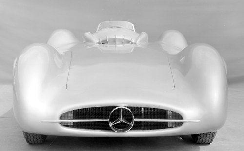 AVA Wagen de 1938, développée sur un châssis de Mercedes-Benz 170 H