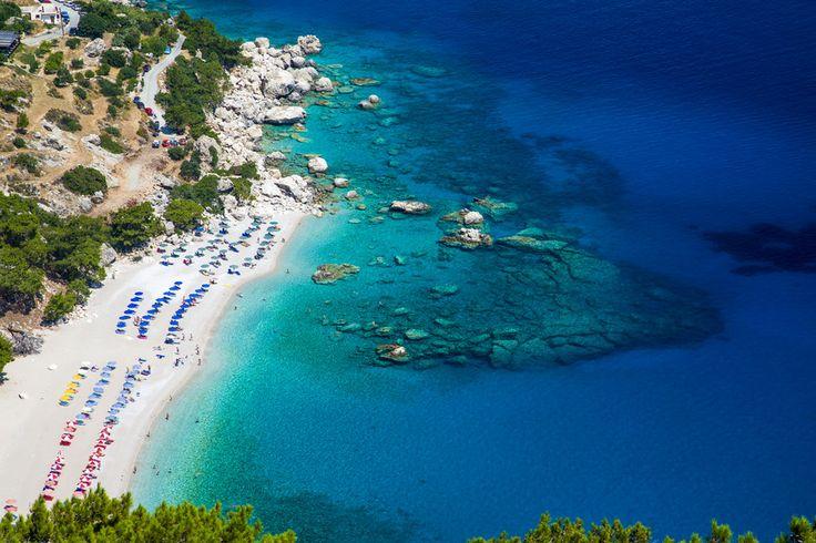 Apella beach in Karpathos, Greece by Dimitris Lantzounis on 500px