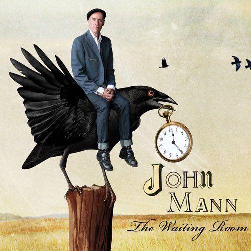 Waiting-Room-John-Mann-Audio-CD