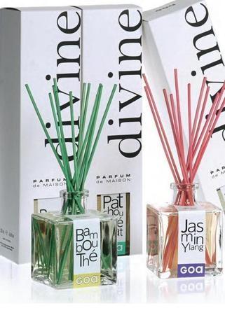 Goa - Divine Coloured Reeds Diffuser