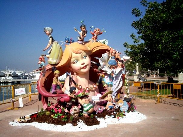 1000+ Images About Fallas Y Hogueras On Pinterest