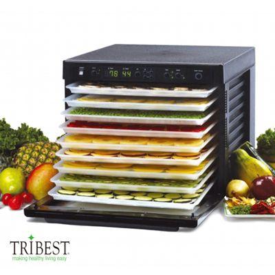 ディハイドレーター(食品乾燥機)は、果物や野菜に含まれる水分を低温で蒸発させ、 長期保存に適したドライフルーツや乾燥野菜を作る用途として欧米では広く普及しているキッチン家電です。