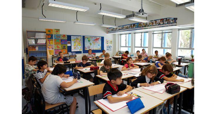 Secteur de l'Enseignement - Lycée Français International de Hong Kong – classe de primaire
