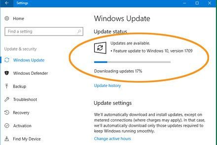 New Windows for the Fall Season Microsofts second major Windows 10 update was released last week and may already be installed on your computer. Technology Windows (Operating System)