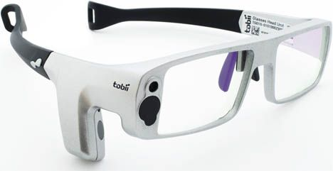 Tobii  Eye Tracking Glasses May Find Application in Assistive Technology